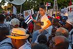 Havana, Cuba:<br /> Primo de Mayo - Cuba's May Day parade in Havana, 2019