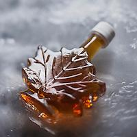 Amérique/Amérique du Nord/Canada: Sirop d'érable - Stylisme : Valérie LHOMME