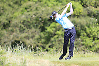 Mark Power (Kilkenny) during the 1st round of the East of Ireland championship, Co Louth Golf Club, Baltray, Co Louth, Ireland. 02/06/2017<br /> Picture: Golffile | Fran Caffrey<br /> <br /> <br /> All photo usage must carry mandatory copyright credit (&copy; Golffile | Fran Caffrey)