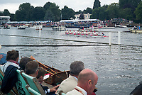 Henley Royal Regatta, Henley on Thames, Oxfordshire, 28 June - 2 July 2017.  Thursday  16:06:28   29/06/2017  [Mandatory Credit/Intersport Images]<br /> <br /> Rowing, Henley Reach, Henley Royal Regatta.<br /> <br /> The Princess Elizabeth Challenge Cup<br />  Radley College