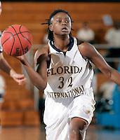 FIU Women's Basketball v. Western Kentucky (1/11/07)