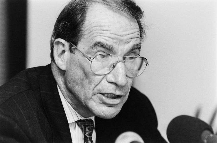 Rep. Herb Klein, D-N.J. in Sept. 1994. (Photo by Chris Martin/CQ Roll Call)