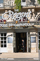 Grand hotel de Bordeaux the regent bordeaux france