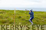 Tadgh Flynn of Causeway winner of the Kerry Puc Fada in Ballyheigue on Monday