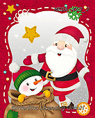 Dreams, CHRISTMAS SANTA, SNOWMAN, WEIHNACHTSMÄNNER, SCHNEEMÄNNER, PAPÁ NOEL, MUÑECOS DE NIEVE, paintings+++++,MEDAX63/2,#X#