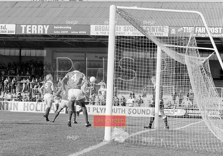 29/09/1979  Plymouth Argyle v Blackpool