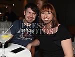 Philip Thornton and Aoife Minnock at the Ryan Sheridan show in The Village Hotel Bettystown. Photo:Colin Bell/pressphotos.ie