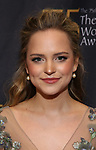 Stephanie Styles attends the 75th Annual Theatre World Awards at The Neil simon Theatre  on June 3, 2019  in New York City.