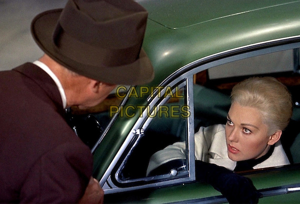 Kim Novak<br /> in Vertigo (1958) <br /> *Filmstill - Editorial Use Only*<br /> CAP/NFS<br /> Image supplied by Capital Pictures