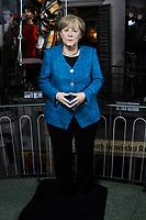Angela Merkle Gets a Wax Figure Berlin