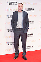 director, Saul Dibb<br /> arriving for the London Film Festival 2017 screening of &quot;Journey's End&quot; at the Odeon Leicester Square, London<br /> <br /> <br /> &copy;Ash Knotek  D3320  06/10/2017