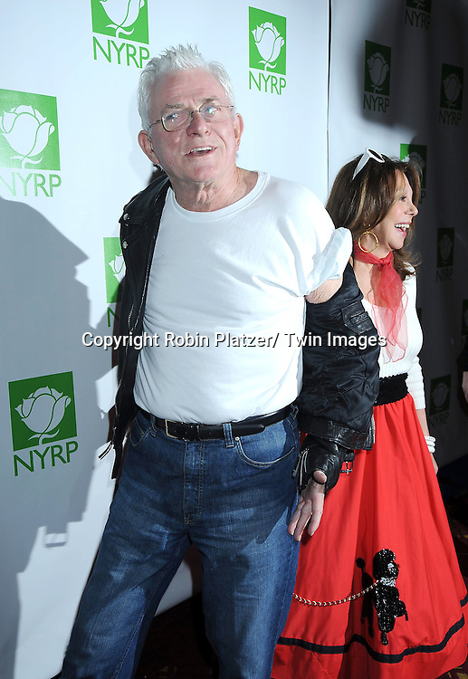 Phil Donahue and Marlo Thomas attending the 15th Annual  Hulaween Benefit Gala at the Waldorf Astoria Hotel in New York City on October 29, 2010..The gala benefits Bette Midler's New York Restoration Project.