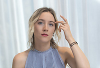 """Saoirse Ronan, who stars in """"Mary Queen of Scots"""", at the London Hotel in West Hollywood, CA. November 18, 2018. Credit: Action Press/MediaPunch ***FOR USA ONLY***"""