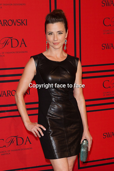 NEW YORK, NY - JUNE 3: Linda Cardellini at the 2013 CFDA Fashion Awards at Lincoln Center's Alice Tully Hall in New York City. June 3, 2013. <br />