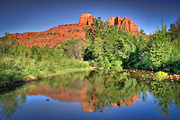 Cathedral Rocks in Sedona, Arizona