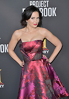 "03 January 2019 - Los Angeles, California - Laura Mennell. ""Project Blue Book"" History Scripted Series Los Angeles Premiere held at Simon House. Photo Credit: AdMedia"