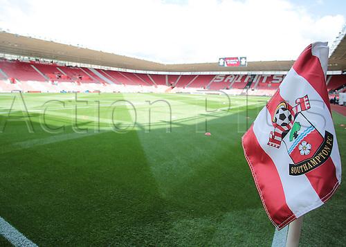 15.08.2015. Southampton, England. Barclays Premier League. Southampton versus Everton. Southampton's ground St Mary's