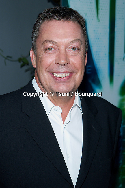 Tim Curry - Family Affair -  arriving at the 2002 Warner Bros Summer Press Tour party at the Renaissance Hotel at the Hollywood and Highland in Los Angeles. July 13, 2002.