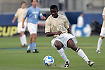 12 December 2008: Michael Lahoud (13) of Wake Forest.  The Wake Forest University Demon Deacons were defeated by the University of North Carolina Tar Heels 0-1 at Pizza Hut Park in Frisco, TX in an NCAA Division I Men's College Cup semifinal game.