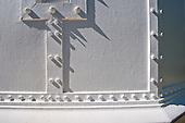 Détail du phare Amédée