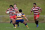 Counties Manukau Under 20's vs Bay of Plenty Under 20's played at Growers Stadium on September 8 2007. Counties Manukau won 21 - 7.