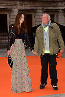 www.acepixs.com<br /> <br /> June 7 2017, London<br /> <br /> David Bailey (R) and Catherine Bailey arriving at the Royal Academy Of Arts Summer Exhibition preview party at the Royal Academy of Arts on June 7, 2017 in London, England.<br /> <br /> By Line: Famous/ACE Pictures<br /> <br /> <br /> ACE Pictures Inc<br /> Tel: 6467670430<br /> Email: info@acepixs.com<br /> www.acepixs.com
