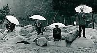 Strand von Beidahe, China 1980