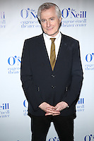 John Patrick Shanley walks the red carpet for the 14th-Annual Monte Cristo Award dinner honoring Meryl Streep