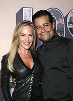 "11 May 2019 - Los Angeles, California - Julie Benz, Rich Orosco. Rooftop Cinema Club Hosts 20th Anniversary And Cast Reunion Of 1999 Cult Classic ""Jawbreaker"" held at Level. Photo Credit: Faye Sadou/AdMedia"