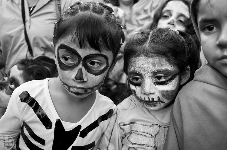 The Day of Dead is a grant celebration of life itself! The essence of this beautiful ritul is to lovingly and happily remember the dead relatives, their life, and in this way, give meaning and continuity to human existence.