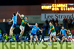 Jack Barry Kerry in action against  Darren Gavin Dublin during the Allianz Football League Division 1 Round 3 match between Kerry and Dublin at Austin Stack Park in Tralee, Kerry on Saturday night.