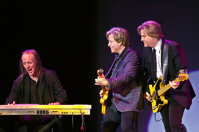 MATTHEW  and GUNNAR NELSON are RICKY NELSON REVISITED preforming at the SUNSET CENTER - CARMEL, CALIFORNIA