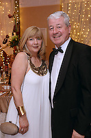 Pictured  at the IHF Ball in the Muckross Park Hotel at the weekend were Caroline and Conor Hennigan, Killarney.<br /> Photo: Don MacMonagle<br /> <br /> Repro free photo