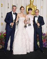 85th Academy Awards - Press Room - Los Angeles