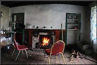 BNPS.co.uk (01202 558833)<br /> Pic: GeoffAllan/BNPS<br /> <br /> A home for the night at Invermallie.<br /> <br /> Views with rooms. - New book reveals the remote 'bothies' that lie hidden in some of Britain's most spectacular locations.<br /> <br /> Nestled away in the beautiful remote wilderness of Scotland are a network of secluded mountain huts - known as bothies - where walkers can stay the night before heading to pastures new.<br /> <br /> What is so special about these quaint outposts in some of the most idyllic and untouched landscapes north of the border is that they are completely free to use.<br /> <br /> As a result, the location of many bothies has been a closely guarded secret with visitor centres reluctant to advertise their whereabouts for fear they become overcrowded.<br /> <br /> But in his new book, The Scottish Bothy Bible, author and photographer Geoff Allan has listed more than 80 of them in a bid to make them known to a wider audience.