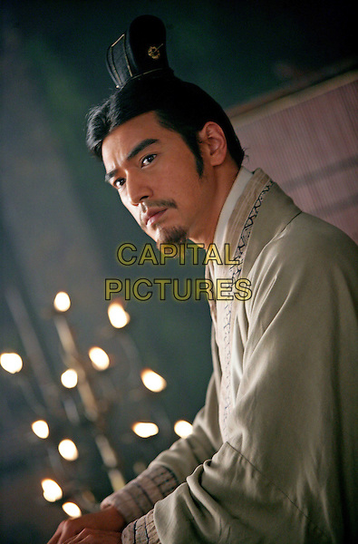 TONY LEUNG.in Red Cliff (Chi Bi).*Filmstill - Editorial Use Only*.CAP/FB.Supplied by Capital Pictures.