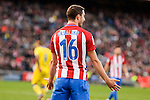 Atletico de Madrid Sime Vrsaljko during La Liga match between Atletico de Madrid and UD Las Palmas at Vicente Calderon Stadium in Madrid, Spain. December 17, 2016. (ALTERPHOTOS/BorjaB.Hojas)