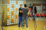 Catalunya vs Montenegro.<br /> Media Day.<br /> Fabian Tellez.