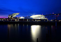 PPL Park after an MLS match between the Philadelphia Union and the Vancouver Whitecaps
