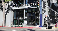 Feb. 22, 2019. San Diego, CA. USA| Down Town Works. | Photos by Jamie Scott Lytle. Copyright.