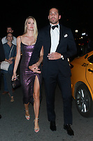 NEW YORK, NY - SEPTEMBER 9: Lindsay Ellingson and Sean Clayton at the 2017 Harper's Bazaar Icons at The Plaza Hotel on September 9, 2017 in New York City. <br /> CAP/MPI/DC<br /> &copy;DC/MPI/Capital Pictures