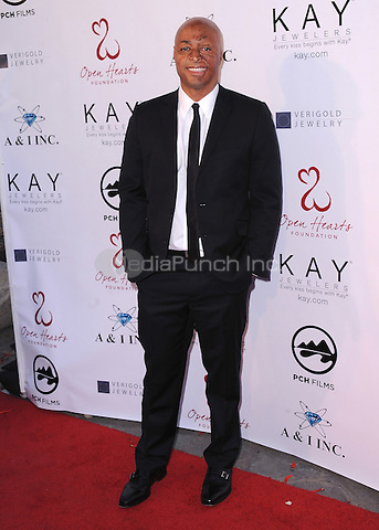 MALIBU, CA - MAY 10:  J.R. Martinez at the 4th Annual Open Hearts Gala at a private residence on May 10, 2014 in Malibu, California. Credit: PGSK/MediaPunch