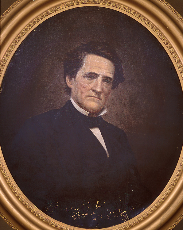 14942Ohio University Presidential Painting Portraits Copy Photos: Presidents