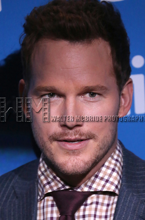 Chris Pratt attends 'The Magnificent Seven' press conference during the 2016 Toronto International Film Festival at TIFF Bell Lightbox on September 8, 2016 in Toronto, Canada.