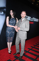 NEW YORK, NY-October 04:Laura Prepon, Ben Foster at Universal Pictures presents the America premiere of Dreamworks and Rellance Entertainments The Girl on the Train  at Regal E-Walk Stadium 13 & RPX in New York.October 04, 2016. Credit:RW/MediaPunch