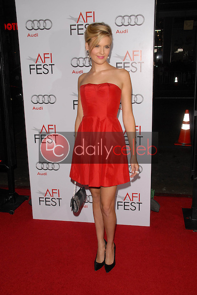 Maggie Grace<br />at the Los Angeles Screening of 'Fantastic Mr. Fox' for the opening night of AFI Fest 2009. Grauman's Chinese Theatre, Hollywood, CA. 10-30-09<br />Dave Edwards/DailyCeleb.com 818-249-4998