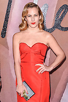 Charlotte Dellal at the Fashion Awards 2016 at the Royal Albert Hall, London. December 5, 2016<br /> Picture: Steve Vas/Featureflash/SilverHub 0208 004 5359/ 07711 972644 Editors@silverhubmedia.com