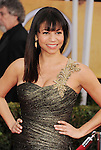 LOS ANGELES, CA - JANUARY 27: Gloria Reuben arrives at the19th Annual Screen Actors Guild Awards held at The Shrine Auditorium on January 27, 2013 in Los Angeles, California.