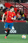 Spain's Jorge Mere  during the International Friendly match on 21th March, 2019 in Granada, Spain. (ALTERPHOTOS/Alconada)