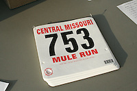 2009 U Central Missouri Mule Run